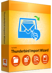 thunderbird import export tools