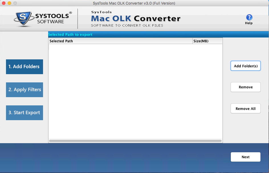 Add Mac OLK File to MSG