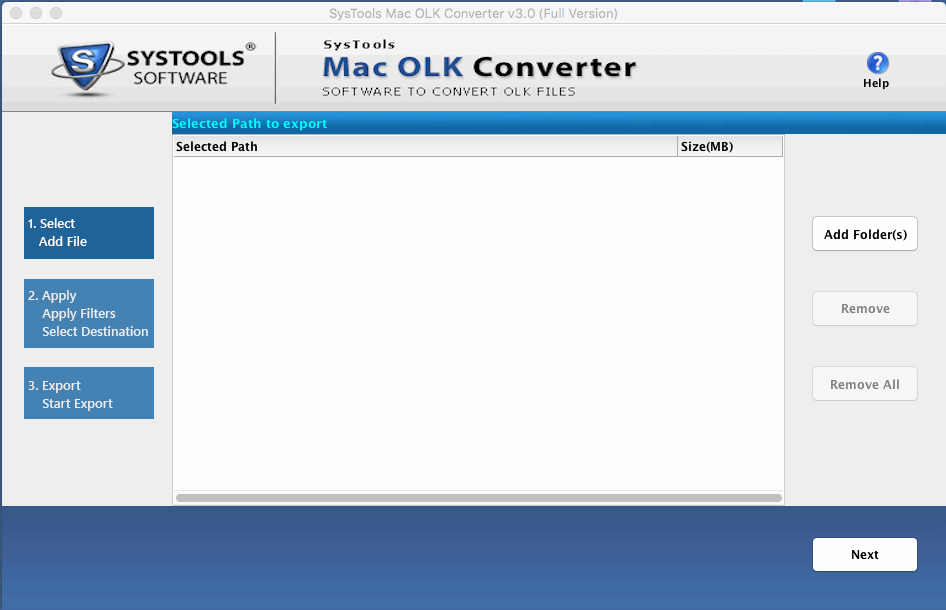 Mac OLK to PST Converter Introduction