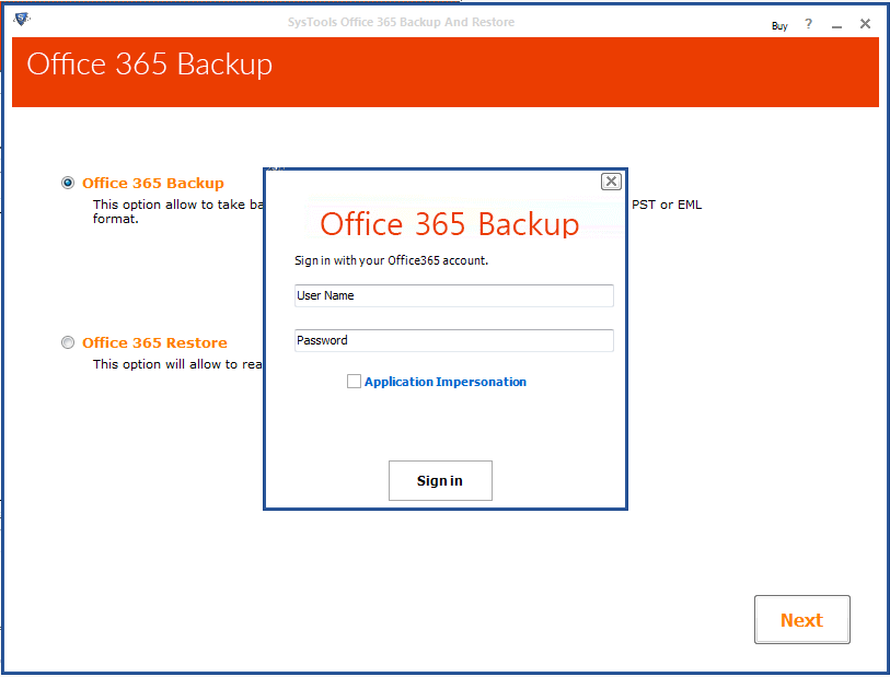 Office 365 to Outlook